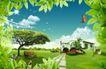 地产设计师专辑40068,地产设计师专辑4,地产设计师,绿荫 天空 别墅