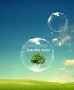 地产设计师专辑40104,地产设计师专辑4,地产设计师,透明 气泡 飘浮