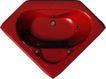 户型家具0053,户型家具,地产设计师,红色 钻石型 锁眼