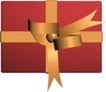 户型家具0068,户型家具,地产设计师,礼盒 蝴蝶结 红色
