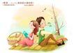 儿童友谊0004,儿童友谊,人物,纯洁 童年 友谊
