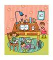 儿童学校0001,儿童学校,人物,方桌 学习 玩耍