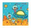 儿童学校0010,儿童学校,人物,UFO 飞碟 探索