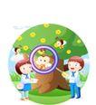 儿童校园生活0004,儿童校园生活,人物,大自然 生物 教学
