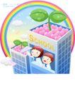 儿童校园生活0027,儿童校园生活,人物,发芽 成长 萌芽