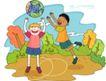 儿童科技0025,儿童科技,人物,运动 活力 热情