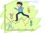 儿童科技0044,儿童科技,人物,奔跑 波折 起伏