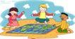 儿童科技0045,儿童科技,人物,下棋 智力 开发