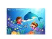 儿童运动会0002,儿童运动会,人物,海底 鲸鱼 游泳