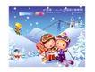 儿童运动会0004,儿童运动会,人物,雪地 冬天 游戏