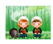 儿童运动会0007,儿童运动会,人物,森林 探险 伙伴
