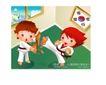 儿童运动会0022,儿童运动会,人物,踢腿 运动 爱好