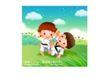 儿童运动会0027,儿童运动会,人物,摔跤 跆拳道 专业