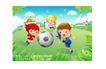 儿童运动会0039,儿童运动会,人物,绿荫地 足球 守门员