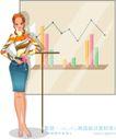 办公女郎0004,办公女郎,人物,分析 企业 效益