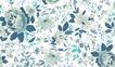 单朵艳丽配色花纹0035,单朵艳丽配色花纹,人物,淡雅花式 蓝色花朵