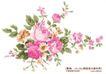 单朵艳丽配色花纹0047,单朵艳丽配色花纹,人物,