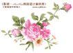 单朵艳丽配色花纹0051,单朵艳丽配色花纹,人物,花卉 菊花 素材
