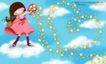 卡通儿童0017,卡通儿童,人物,网址 倒出来 画心