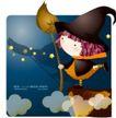 可爱小女孩0230,可爱小女孩,人物,巫师 法术 腾飞