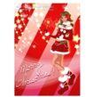 圣诞精品女孩0005,圣诞精品女孩,人物,星帘 精品 时尚
