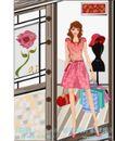 女性服饰购物0042,女性服饰购物,人物,女人 购物 欲望