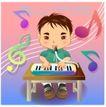 学生学习0024,学生学习,人物,弹奏 声音 演奏
