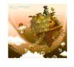 幻想魔法世界0008,幻想魔法世界,人物,空中 岛屿 魔幻