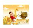 幻想魔法世界0029,幻想魔法世界,人物,鸭子 动物 奇异