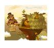 幻想魔法世界0045,幻想魔法世界,人物,猫头鹰 鸟窝 丑陋
