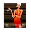 时尚俱乐部0027,时尚俱乐部,人物,吊坠 装饰 舞裙