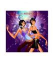 时尚俱乐部0034,时尚俱乐部,人物,彩球灯 舞厅 跳舞的女子