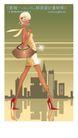 时尚城市女性0018,时尚城市女性,人物,