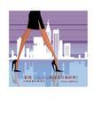 时尚城市女性0025,时尚城市女性,人物,步行 迈步 步伐