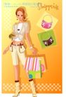 时尚购物女孩0068,时尚购物女孩,人物,短裤 靴子 耳环