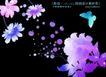 水彩背景及其花纹0086,水彩背景及其花纹,人物,水彩 花朵 淡淡