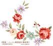 水彩背景及其花纹0122,水彩背景及其花纹,人物,