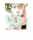 爱上小资生活0026,爱上小资生活,人物,泳池 舒适 享受