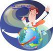 男性商业插画0001,男性商业插画,人物,全球 商务 趋势