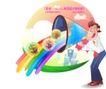 男性商业插画0046,男性商业插画,人物,呐感 宣传 吸引