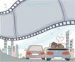 简单生活插画0051,简单生活插画,人物,照片 爱情 胶带