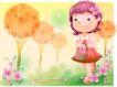 精品儿童与风景0024,精品儿童与风景,人物,短发 学生装 女孩