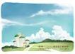 精美风景0021,精美风景,人物,自然 天空 道路