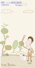 线条风情侣生活0001,线条风情侣生活,人物,治理 旱地 生态