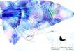 绚彩花纹背景0050,绚彩花纹背景,人物,蓝色 碟影 浮浅
