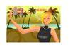 美女时尚生活0060,美女时尚生活,人物,模型 项链 展示