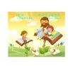 耶稣儿童0043,耶稣儿童,人物,知识 训导 幼儿