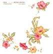 艳丽色花纹0022,艳丽色花纹,人物,精致 精细 刺绣