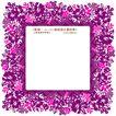 花纹边框0057,花纹边框,人物,留言册 小红花 装饰图