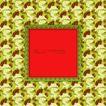 花纹边框0089,花纹边框,人物,红色 中心 设计素材